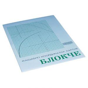Милиметрова хартия 70х100 см., лист